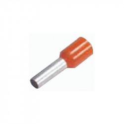 Puntera aislada 4 mm². Mod. ASE4008