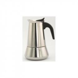 Cafetera inox orbegozo 12 tazas KFI1260