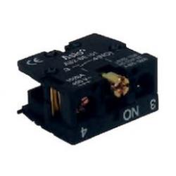 Contacto abierto para selectores y pulsadores. Mod. ASB2-BE101