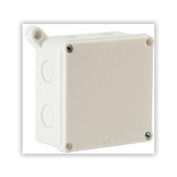 Caja estanca sin conos 110x110x65. Mod. ASCE110