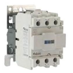 Contactor 3P+ 1NC 25A bobina 230V AC. Mod. ASGC2501P7