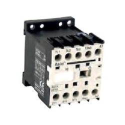 Mini Contactor 1-K 3P+ 1NO 9A bobina 230V AC. Mod. ASCK0910P7