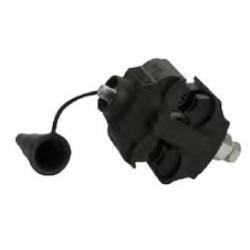 Conector p/ cable trenzado aéreo 35-150 mm. Mod. ASJBC02