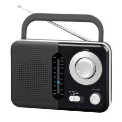 Radio Analógica AM/FM TM Electron. Mod. TMRAD210