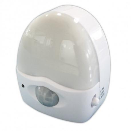 Luz de noche con sensor 3 Led Electro Dh 60.257