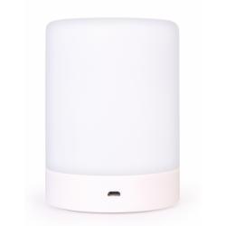 Altavoz lampara bluetooth LED Fonestar. Mod. BLUELAMP-57