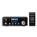 Amplificador estereo 2x25W Hi-Fi USB/SD/MP3 FONESTAR. Mod. AS-24U