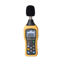 Sonómetro digital multirango. Mod. MT-4618