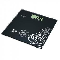 Báscula de baño LCD Slim negro. Mod. TMPBS010