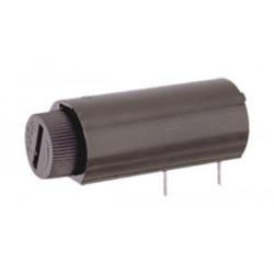 Portafusible para circuito impreso. Mod. 06.017
