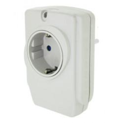 Protector de sobrecargas + Filtro EMI/RFI. (250 V/16 A.). Mod. 55.116