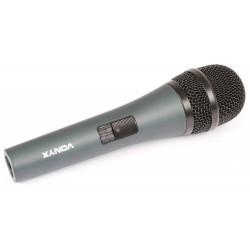 Micrófono de Mano dinamico XLR. Mod. DM825