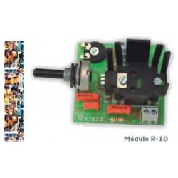 Regulador de velocidad para motores de 230Vca  R08