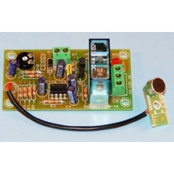 Detector de audio precio mono vox control PM14
