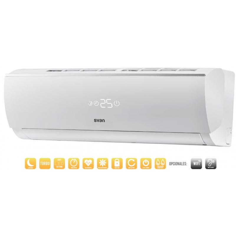 Aire acondicionado svan 3000 frigor as a a inverter for Aire acondicionado 3500 frigorias inverter