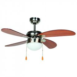 Ventilador de techo con luz ORBEGOZO. Mod. CP70095