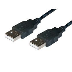 Conexión USB. Macho A - Macho A. 2 metros. Mod. 1996
