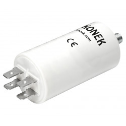 Condensador de arranque motor. Mod. CPM1,5MF