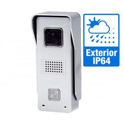 Videoportero WIFI con aplicación para smartphones IOS y Android. Mod. HOG024