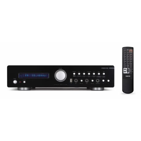 Amplificador Hi-Fi USB/MP3/AM/FM. Mod. AS-170RU