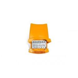 Mezclador de mástil universal VHF-UHF-UHF (DC) TELEVES. Mod. 404110