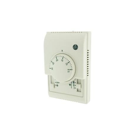 Termostato electrónico más control ventilación 1000W. Mod. 11.804