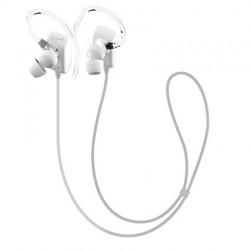 Auricular Bluetooth sports c/soporte blanco. Mod. SPORTAUR