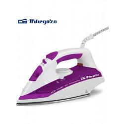 Plancha 2200W Autolimpieza 85 G/MIN ORBEGOZO. Mod. SV2205