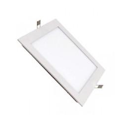 Downligth LED empotrar cuadrado 24W 6000K blanco. Mod. 442400CW