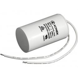 Condensador arranque motor 16MF 250Vca con cable