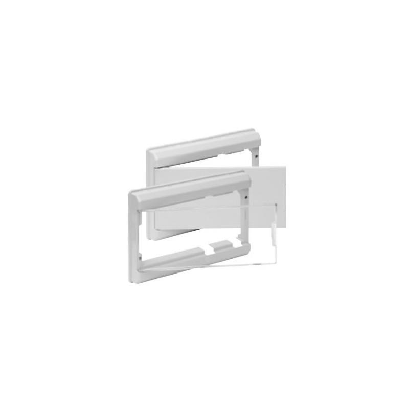 Marco y puerta blancos para caja de ICP y distribución Solera. Mod ...
