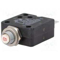 Interruptor magnetotérmico 250Vca 50Vcc 8A W58XB1A4A8