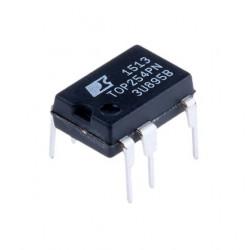 Interruptor superior TOP254PN, Conmutador de desconexión de línea 47W PDIP 7 pines. Mod. 533-581