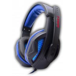 Auricular Gaming Sound Azul Biwond. Mod. FX509