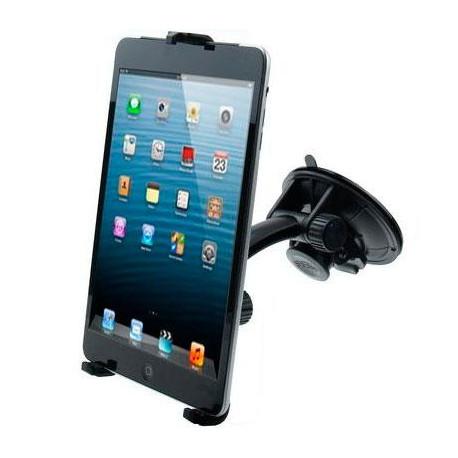 Soporte universal Tablet para cristal con ventosa. Mod. 90118