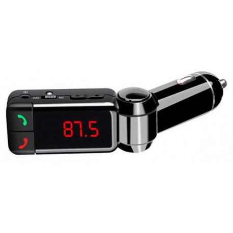 Reproductor Stereo Cargador Bluetooth para Coche. Mod. 50887