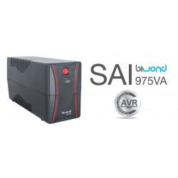 SAI Protect 975VA Interactivo Biwond. Mod. SAI-975VA
