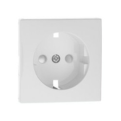 Tapa c/protección Base schuko blanco EFAPEL. Mod. 90632 TBR