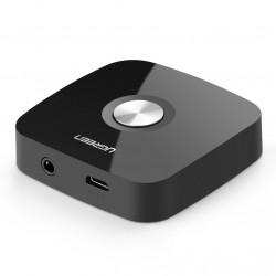 Bluetooth Receptor, UGREEN Bluetooth 4.1 Audio Adaptador con EDR para Car Audio Equipo de Coche y Sistema Estéreo del Hogar