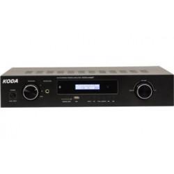 Amplificador estereo USB / Bluetooth y mando control KODA. Mod. KODA1400BTBK