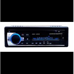 AUTORADIO FM MP3 Bluetooth USB 60W Coche. Mod. JSD-520