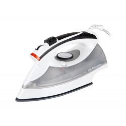 Plancha de vapor 2200 W función auto-limpieza Orbegozo. Mod. SV 2225