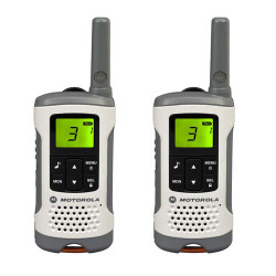 Motorola T50 walkie talkies de 6 km