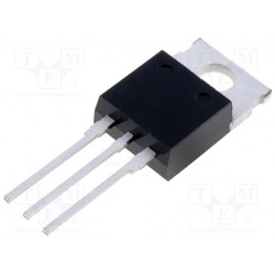 Transistor N-MOSFET unipolar 200V 65A 190W TO220AB HEXFET®. Mod. IRFB4227PBF