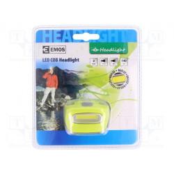 Linterna Emos de cabeza led P3528