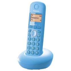 Panasonic KX-TGB210 - Teléfono Inalámbrico de color azul