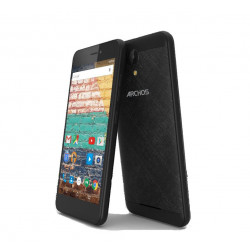 Móvil smarthphone Archos Neon 50f SIM doble 8GB Negro. Mod. AC50FNEV2