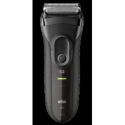 Afeitadora Braun SERIE 3 PROSKIN 3020S Negra. Mod. 3020S
