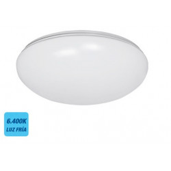 Plafón superficie LED 24W 1600LM 6400K. Mod. 32505