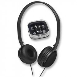 Auricular Combo Negro Mod TMHE358N